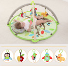 Baby Activity Blanket Infant Musical Blanket With Bracket Baby Crawling Blanket