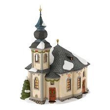Department 56 Alpine Village Ave Maria Chapel 4030337 Retired 2017