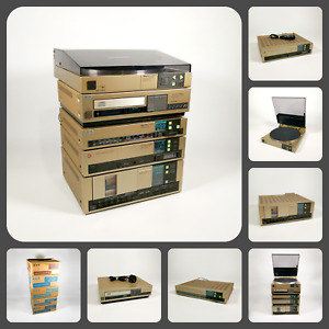 GOLD* Marantz Separate Stack System TT143 SD143 PM143 ST143L CD-54   Boxed FWO