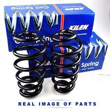 2X KILEN REAR AXLE COIL SPRINGS FOR AUDI A4 AVANT SEAT EXEO (3R2) 50179