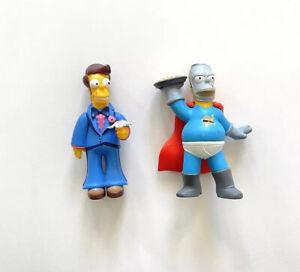 Homer Simpson on Prom Night And pie man The Simpsons 2006 figurine