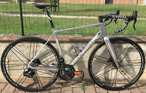 Racing Bicycle Disc Carbon Saccarelli Speed Campagnolo Super Record Eps 12 Bike