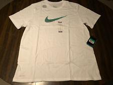 White Nike T-Shirt - XL