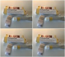 4 X NEW Coupeliac Gel - Acne, Red Chest, Rosacea, Skin Disorders, Redness skin