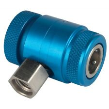 Blue Low-Side Service Coupler For Ac1234-6 Rob18122 Brand New!