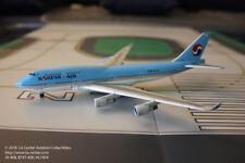 "Jet-X Korean Air Boeing 747-400 ""Dynamic Korea"" Diecast Model 1:400"