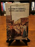 NORTH AND SOUTH by Elizabeth Gaskell (Penguin English Library) VG CONDITION