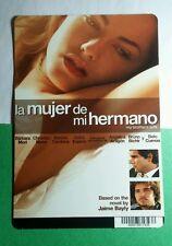 LA MUJER DE MI HERMANO COVER ART PHOTO MINI POSTER BACKER CARD (NOT a movie )