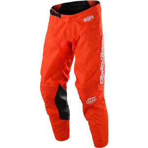 NEW Troy Lee Designs MX GP Mono Orange Off Road Dirt Bike Pants