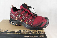 Salomon Trainers Low Shoes Sneakers Trainers Xa Pro 3D GTX Red New