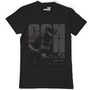 Technics / DMC T-Shirt - Contender Black/Taglia M / XL/XXL A21B