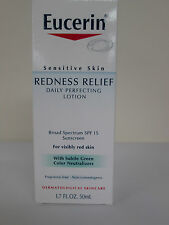 Eucerin Redness Relief Daily Perfecting Lotion, SPF15 - 1.7 oz