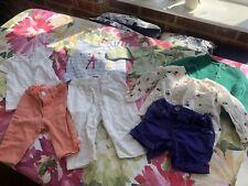 Baby Girl Bundle 6/12 Months Zara Next Gap Joules Diesel