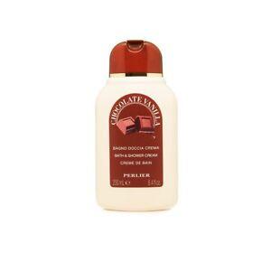 Perlier Chocolate Vanilla Shower Gel & Hand Cream - Great  Holiday Gift!
