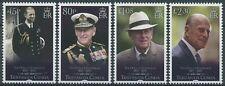 More details for tristan da cunha 2021 mnh royalty stamps prince philip duke of edinburgh 4v set
