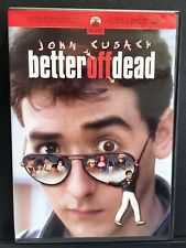 Better Off Dead (1985) Widescreen Dvd John Cusack Savage Steve Holland Classic