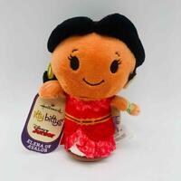 New Hallmark Itty Bittys ELENA OF AVALOR Disney Jr. Plush Mini Doll Princess Toy