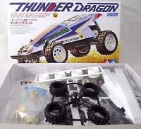 THUNDER DRAGON Junior Type 1 Chassis 18008 TAMIYA MINI 4WD 1:32 ( Old Stock )