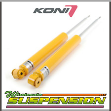 MAZDA 3 BM/BN Sedan & Hatch - Sport (Yellow) Adjustable KONI Shocks x2 (REAR)