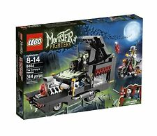 9464 THE VAMPYRE HEARSE Vampire lego legos set NEW NISB monster fighters zombie