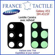 Lentille + Adhésif Verre Caméra Appareil Photo pour Samsung Galaxy A51 SM-A515F