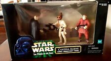 RARE STAR WARS POWER OF THE FORCE CANTINA ALIENS LABRIA, NABRUN LEIDS, TAKEEL