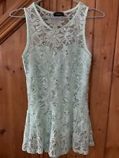Ladies sleeveless Aislinn Top size 12