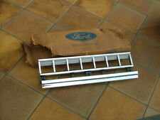 1972 Mercury headlight lamp bar moulding, NOS! D2MY-13B029-B grille