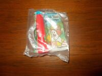 Mystery of the Lost Arches 4 pc.Complete set 1991 McDonald/'s Happy Meal Toy