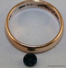 Natural azul zafiro sueltos piedras preciosas 4.5MM Facetado Redondo 0.5CT Gema AAA SA19A