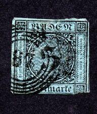 TIMBRES ALLEMAGNE BADEN 1853/58 Y&T 6_7_8