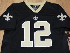 "SAINTS ""COLSTON"" #12 JERSEY YOUTH SIZE LARGE(14-16),BLACK NFL APPAREL"