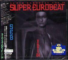 Super Eurobeat Vol.84 - Japan CD - NEW LESLIE PARRISH SUZY LAZY NORMA SHEFFIELD