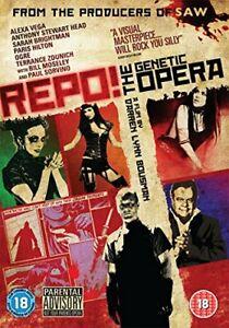 Darren Lynn Bousman - Repo! The Genetic Opera [DVD][Region 2]