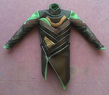 Hot Toys thor the dark world loki shirt & poitrine plaque loose échelle 1/6th