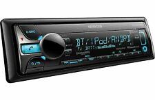 Kenwood KDC-BT565U Single DIN  In-Dash CD/AM/FM/USB Stereo Receiver w/ Bluetooth