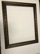 """Vintage Empty Wooden Picture Frame Size 16"""" X 20"""""""