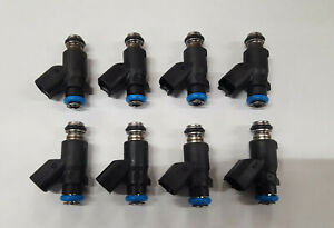Set of 8 New Genuine Delphi Fuel Injector - Fits GM & Chevy 6.0L  GM #: 12613412
