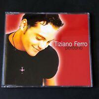TIZIANO FERRO PERDONO 4 brani cd singolo
