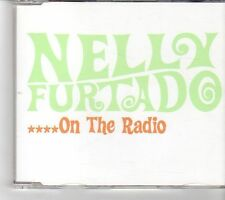 (FM605) Nelly Furtado, ****On The Radio - 2001 DJ CD