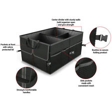 Heavy Duty Car Boot Organiser Shopping Tidy Collapsible Foldable Storage