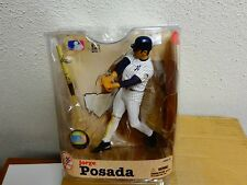 MCFARLANE MLB 21 JORGE POSADA NEW YORK YANKEES CATCHER  FIGURE