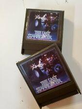 LAST STARFIGHTER Cartrige 800/XL/XE Atari New NO BOX NO MANUAL