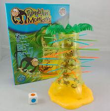 Cute Hot Sale Tumblin Falling Monkey Kids Childrens Family Fun Board Game Toy