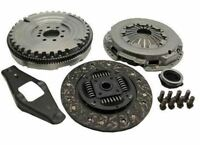 BRAND NEW FORD TRANSIT 2.4 MK6 CLUTCH SOLID FLYWHEEL CONVERSION KIT 2000 - 2006