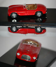 Ixo Ferrari 166 MM 1948 rouge 1/43 FER047
