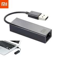 Original Xiaomi USB to Network Ethernet LAN External Adapter Card RJ-45 10/100M