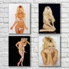 Pamela Anderson Poster A4 NEW Set Print Sexy Hot Playboy Baby Home Wall Decor
