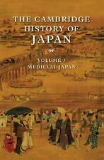 The Cambridge History of Japan: Medieval Japan Volume 3 (1990, Hardcover)