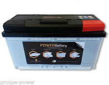 POWER Manutention PM355130 12 V 130 Ah Batterie Décharge Lente